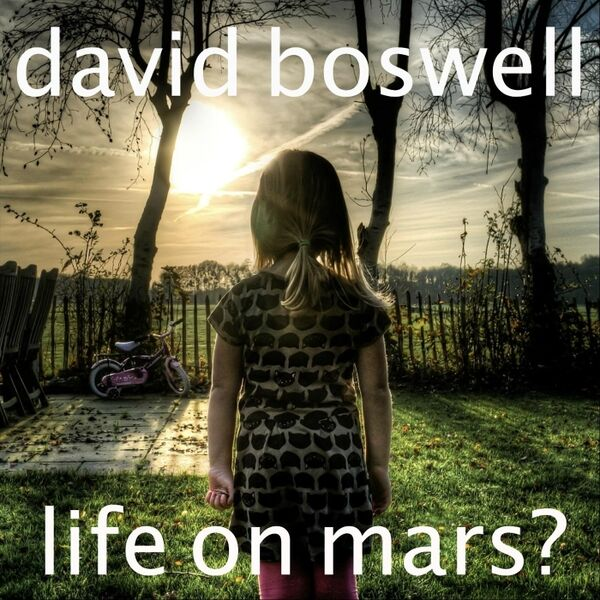 Cover art for Life on Mars?